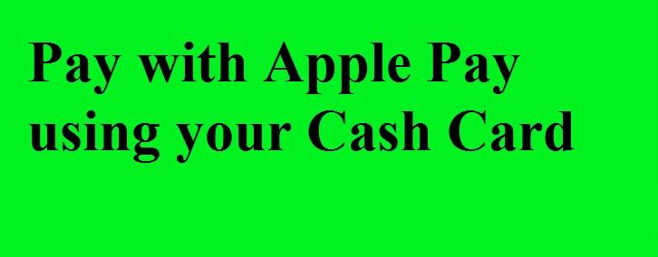 Proficient processes to transfer money from Apple pay to cash app.